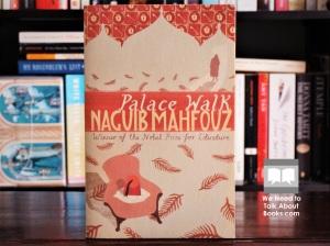 Cover image of Palace Walk by Naguib Mahfouz