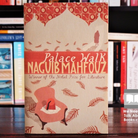 Cover image of Palace Walk by Naguib Mahfouz