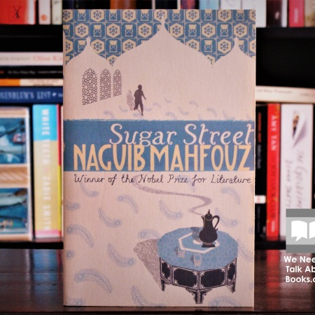 Cover image of Sugar Street by Naguib Mahfouz