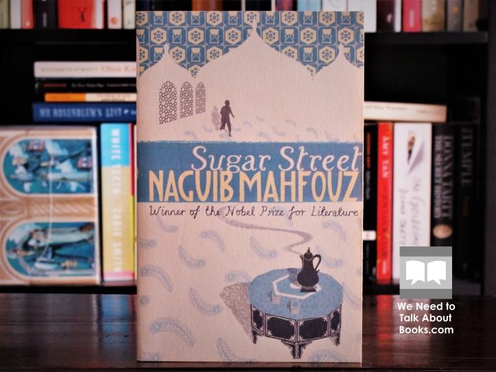 Cover image of Sugar Street by Naguib Mahfouz