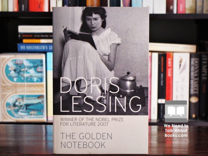 Cover image of The Golden Notebook by Doris Lessing