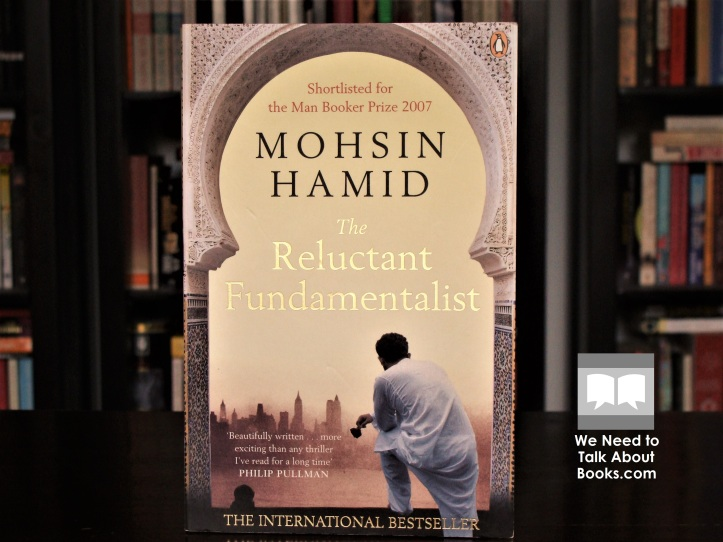 Cover image of The Reluctant Fundamentalist by Mohsin Hamid