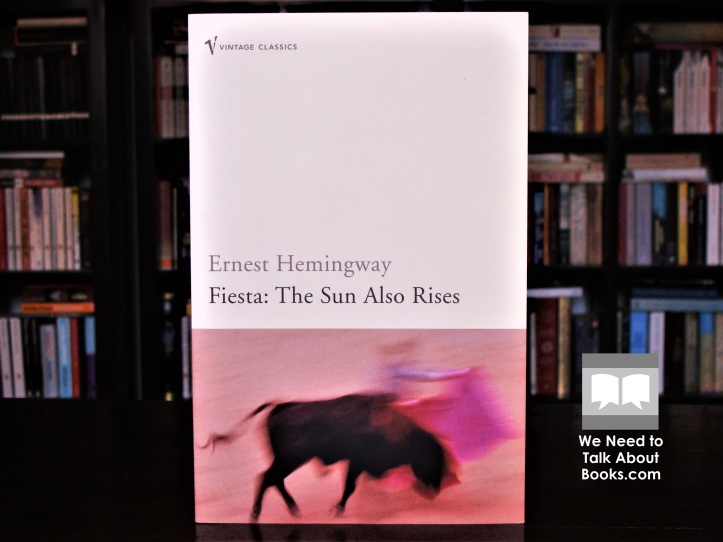 Cover image of Fiesta: The Sun Also Rises by Ernest Hemingway