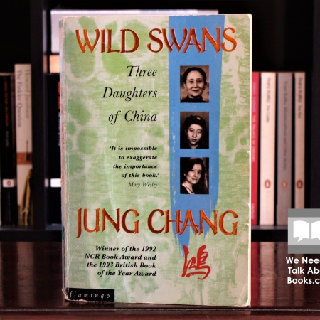 Cover image of Wild Swans by Jung Chang