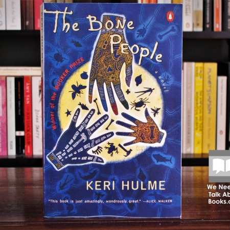 Cover image of The Bone People by Keri Hulme