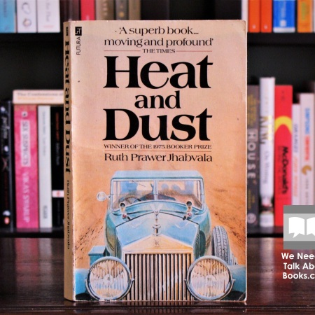 Cover image of Heat and Dust by Ruth Prawer Jhabvala