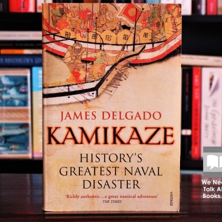 Cover image of Kamikaze by James Delgado