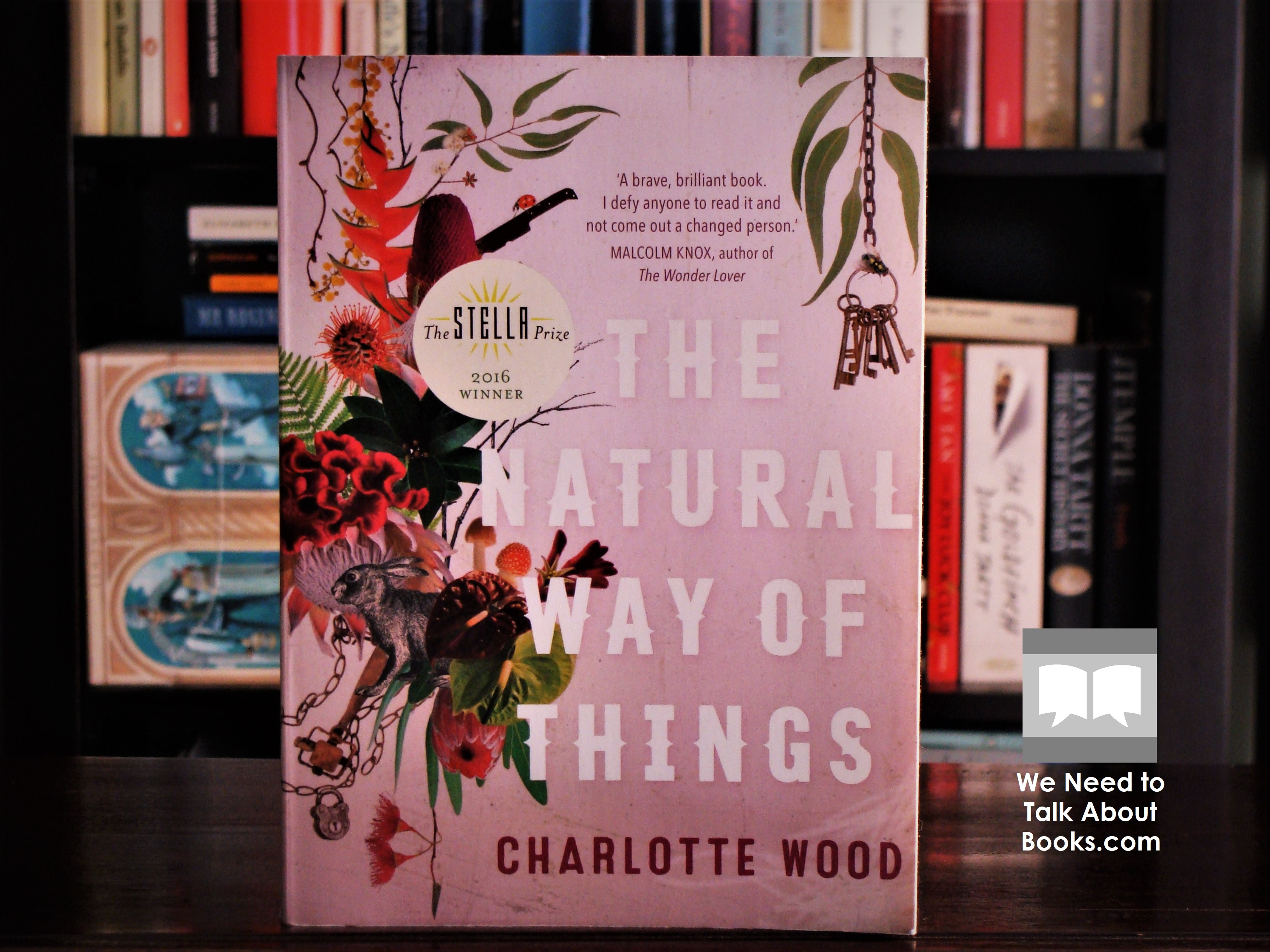 Cover Image of The Natural Way of Things by Charlotte Wood