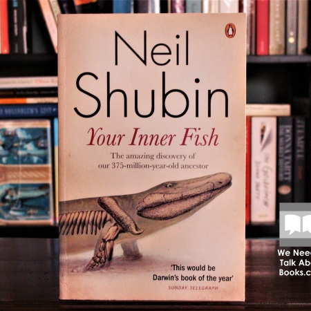 Cover image of Your Inner Fish by Neil Shubin