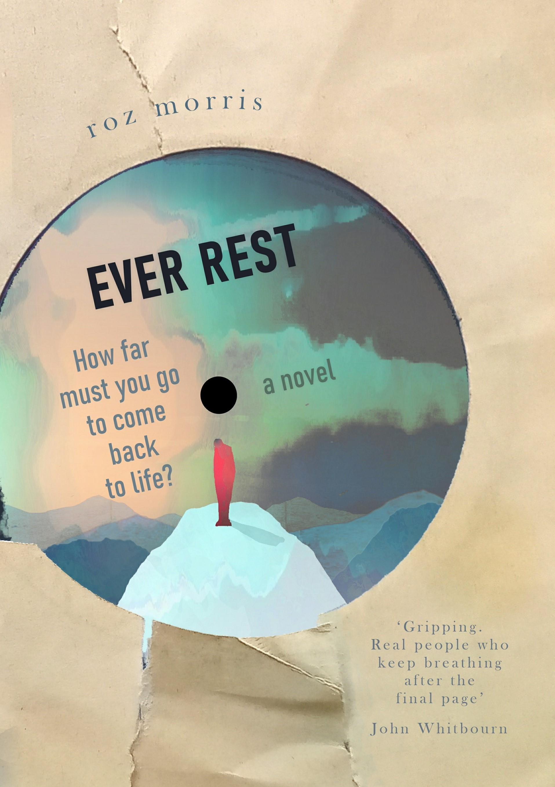 Cover image of Ever Rest by Roz Morris