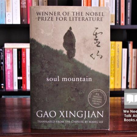 Cover image of Soul Mountain by Gao Xingjian