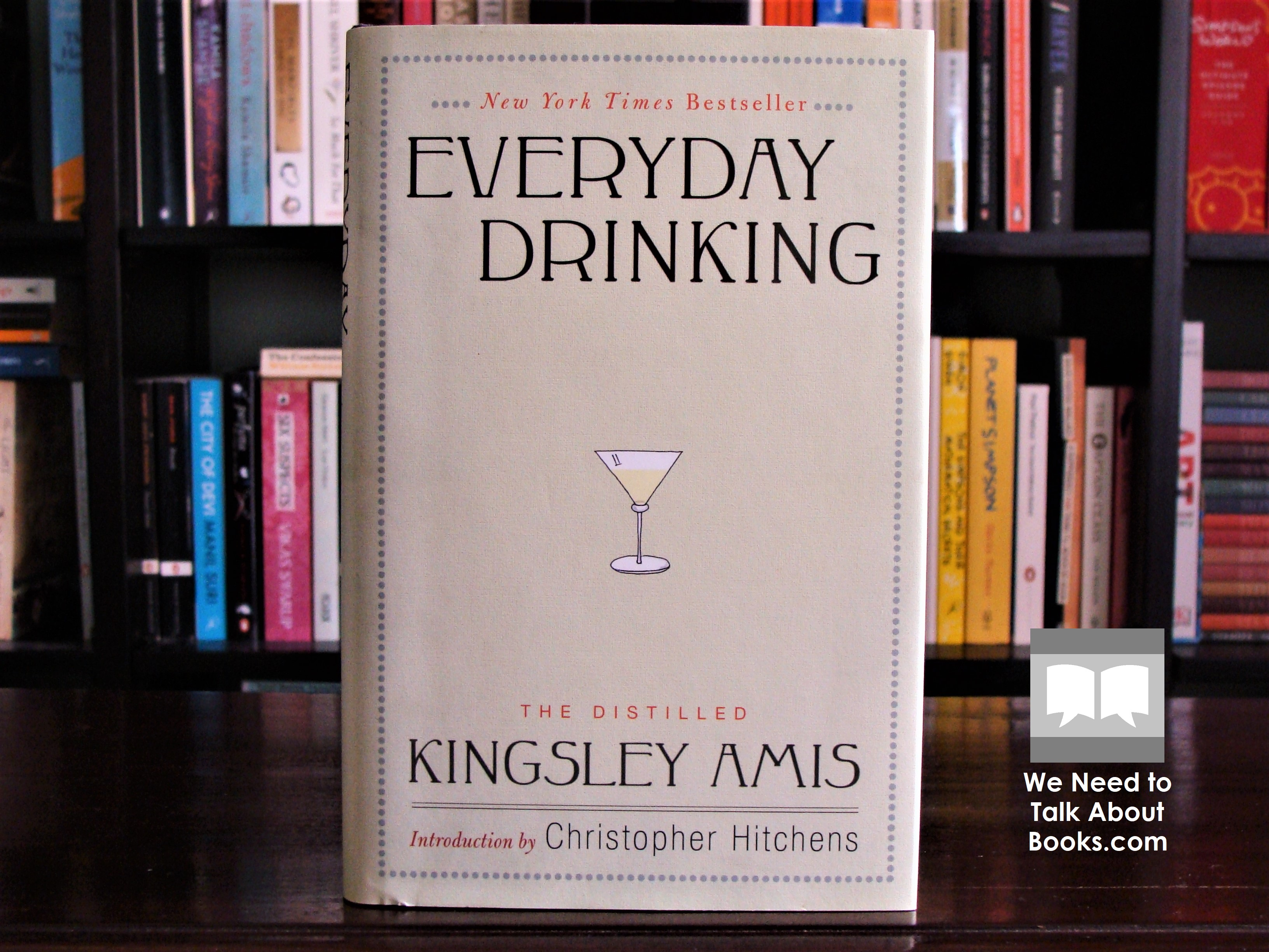 Cover image of Everyday Drinking by Kingsley Amis