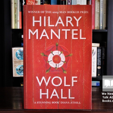Cover image of Wolf Hall by Hilary Mantel